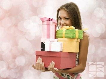 Подарок для женщины на 8 марта заказать фотообои на стену цветы