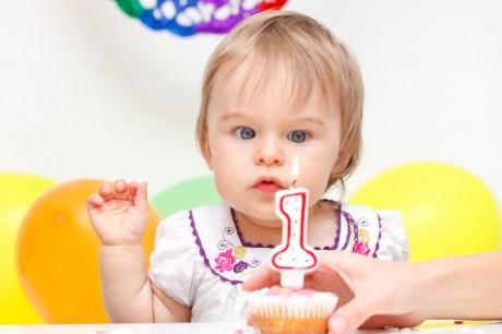 Первый день рождения малыша