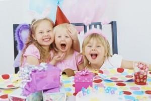Детские сценарии Дня рождения