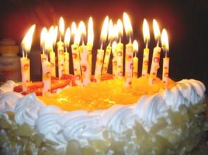 Взрослый День рождения