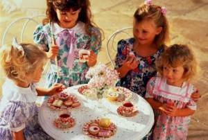 Детские торта и блюда на День рождения